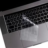 TPU Keyboard Cover For Apple New MacBook Pro 13''(no Touch Bar) / New MacBook Pro 13'' with Touch Bar / New MacBook Pro 15'' with Touch Bar English