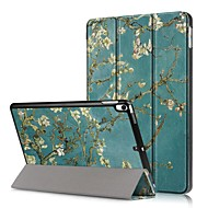 cheap -Case For Apple iPad Mini 4 / iPad Pro 11'' / iPad Mini 5 Shockproof / with Stand / Ultra-thin Full Body Cases Tree Hard PU Leather / iPad Pro 10.5