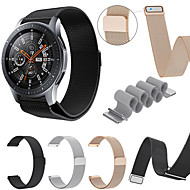 cheap -Watch Band for Samsung Galaxy Watch 46 Samsung Galaxy Sport Band / Milanese Loop Stainless Steel Wrist Strap