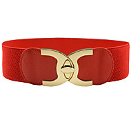 Women's Vintage / Party / Work Skinny Belt - Solid Colored
