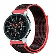 Watch Band for Gear S3 Frontier / Gear S3 Classic / Samsung Galaxy Watch 46 Samsung Galaxy Sport Band Nylon Wrist Strap
