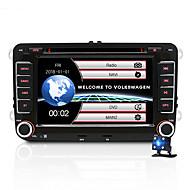 ราคาถูก -JUNSUN 2531-S 7 inch 2 Din Windows CE ในประเครื่องเล่นดีวีดี / ผู้เล่น MP5 Player / รถเล่น MP4 GPS / MP3 / มี Bluetooth สำหรับ Volkswagen / Skoda / Seat Mini USB สนับสนุน AVI / WMV / ASF MP3 / WMA