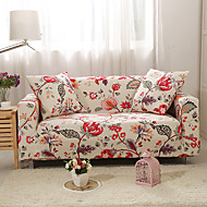 2019 New Fashion Simple General Universal Elasticity and Convenience Printed Sofa Cover Stretch Couch Slipcover Retro Hot Sale Couch Cover