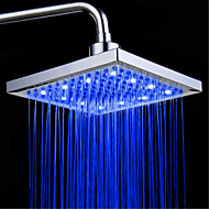 Contemporary Rain Shower Electroplated Feature - LED / New Design / Shower, Shower Head