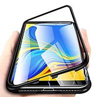Magnetgehäuse für Samsung Galaxy Note 10 Plus / M10 (2019) / J6 Plus 360-Grad-einseitig gehärtetes Glas Metall Telefon Fundas Cover Magnetgehäuse für Samsung M20 / M30 / Note 9 / Note 8 / J4 Plus / J8