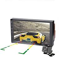 ieftine -Car MP5 Player Touch Screen pentru Παγκόσμιο A sustine MPEG / AVI / MOV MP3 / WMA / WAV JPG