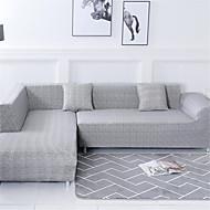 abordables -housse de canapé housse de canapé extensible housse de protection de meubles housse souple antidérapante adaptée pour fauteuil / causeuse / trois places / quatre places / canapé en forme de l protecti