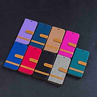 Case For Motorola MOTO G6 / Moto G5 Plus / Moto G5 Wallet / Card Holder / with Stand Full Body Cases Tile Hard Textile / Moto G4 Plus