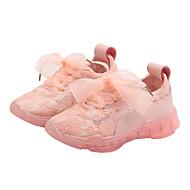 Girls' Comfort Mesh Sneakers Little Kids(4-7ys) / Big Kids(7years +) White / Light Pink / Light Green Summer / Fall