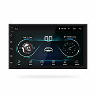 ieftine -chelong 7200C 7 inch 2 Din Android 8.1 Car MP5 Player GPS / Bluethoot Încorporat / Comenzi Volan pentru Παγκόσμιο RCA A sustine MPEG / AVI / MOV MP3 / WAV / OGG JPEG / Radio stereo