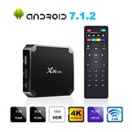 billige -x96 mini android tv box x96mini android 7.1 smart tv box 2 gb 16 gb amlogic s905w quad core 2.4ghz wifi android 9.0 1gb8gb
