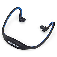 cheap -S9 Bluetooth Headset Neckband Wireless Earphone Sport Portable Headphone SD/TF Card Earbud with Microphone MusicPlayer