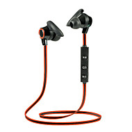 cheap -LITBest TB Neckband Sport Fitness Headphone Wireless Earbud Bluetooth 4.1 Noise-Cancelling