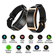 CK11S Smart Bracelet Blood Pressure Smartwatch Heart Rate Monitor Wrist Watch Fitness Bracelet Sport Pedometer Wristband Calorie