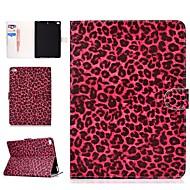 cheap -Case For Apple iPad Air / iPad Mini 3/2/1 / iPad Mini 4 Wallet / Card Holder / Shockproof Full Body Cases Tile Hard PU Leather / iPad (2017)