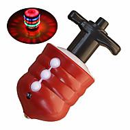 Χαμηλού Κόστους -LITBest Συσπειρωμένο ελατήριο παιχνίδι Γυροσκόπιο Αναλαμπή Πλαστικά & Metal Παιδιά Παιχνίδια Δώρο 1 pcs