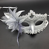 Halloween Mask Masquerade Mask Textile Plastic Horror Adults'