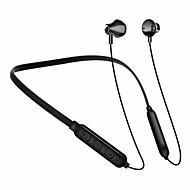 cheap -LITBest JDE120 Neckband Headphone Wireless Noise-Cancelling Stereo Waterproof IPX7 Sweatproof Earbud