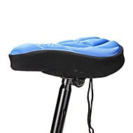 LITBest Bike Seat Saddle Cover / Cushion Lightweight Extra Wide / Extra Large Breathable Stylish Silica Gel Memory Foam Cycling Road Bike Mountain Bike MTB Black Orange Blue / Thick / Ergonomic