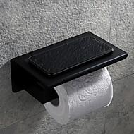 wc-paperiteline luova nykyaikainen ruostumaton teräs 1kpl - kylpyhuone seinälle kiinnitettävä