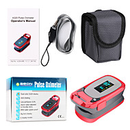 RZ New Fingertip Pulse Oximeter Rate Home Blood Pressure Health Care CE LED OLED display Oxygen Alarm setting A320