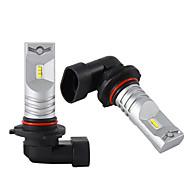 2pcs/lot car fog light H10 PY20D 9005 hb3 9006 hb4 led with CSP chip 6SMD drl LED Fog Lamp Daytime Running Light Turning Bulb DC12V