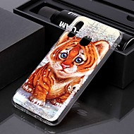 Case For Samsung Galaxy A90(2019) / Galaxy A20e IMD / Pattern Back Cover Tiger TPU for A10(2019) / A20(2019) / A30(2019) / A40(2019) / A50(2019) / A60(2019) / A70(2019) / A80(2019)