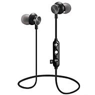 cheap -LITBest M14 Neckband Headphone Wireless Noise-Cancelling Stereo Sweatproof Earbud