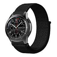 22MM Woven Nylon Sport Loop Strap Watch Strap for Samsung Galaxy Watch 46mm / Gear S3 Frontier / Gear S3 Classic