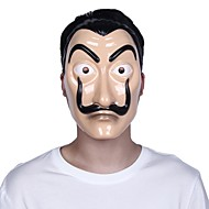 Money Heist The House of Paper La Casa De Papel Mask Halloween