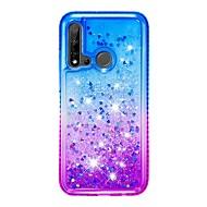 Case For Huawei P30/P30 Pro/P30 Lite Rhinestone Back Cover Glitter Shine / Color Gradient TPU For Huawei P20 Lite 2019/Honor 10i/Honor 10 Lite/P Smart 2019/Nova 5i/Enjoy 9s/Y7 2019/P Smart Plus 2019