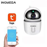 INQMEGA Tuya 1080P Home Security IP Wifi Camera CCTV Kamera Wireless Network Mini Surveillance Camera Baby Monitor PTZ Motion Detection Night Vision