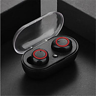 cheap -SQ-W1 TWS Wireless Bluetooth Headphone BT5.0 Noise Reduction Touch Control Handsfree Earphone Sports Gaming Headset For Phone