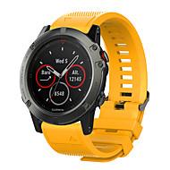 cheap -Smartwatch Band for Garmin Fenix 5x / Fenix 3 / Quatix 26mm Garmin Sport Band Silicone Wrist Strap
