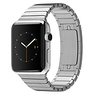 Watch Band for Apple Watch Series 4 / Apple Watch Series 3 Apple Classic Buckle Stainless Steel Wrist Strap
