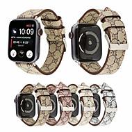 mode ægte læder armbåndsurrem til apple watch iwatch serie 4 3 2 1