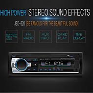 baratos -SWM 520 ≤3 polegada 1 Din outro OS Leitor de mp3 do carro MP3 / Sem fio Integrado / Suporte de SD / USB para Universal RCA Apoio, suporte Outro MP3 / WMA / WAV JPEG / Rádio estéreo