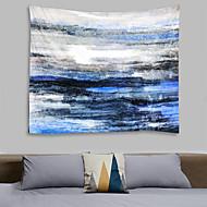 economico -stile pittura a olio arazzo da parete decorazione artistica tenda coperta appesa casa camera da letto soggiorno decorazione modello astratto