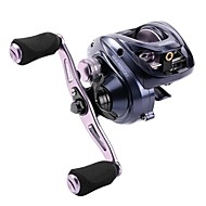 Fishing Reel Baitcasting Reel 7.2:1 Gear Ratio+11 Ball Bearings Right-handed / Left-handed Carp Fishing / Bass Fishing / Carbon Fiber
