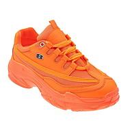 ราคาถูก -สำหรับผู้หญิง รองเท้ากีฬา ส้นแบน ปลายกลม Synthetics สำหรับวิ่ง ฤดูใบไม้ร่วง & ฤดูหนาว ส้ม / สีเหลือง / สีเขียว