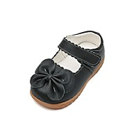 Girls' Comfort Leather Flats Little Kids(4-7ys) Bowknot Black / Red Fall
