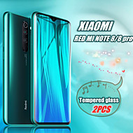 2pcs Tempered Glass For Xiaomi Redmi Note 7 8 Pro Screen Protector Protective glass on Redmi note7 8 glass