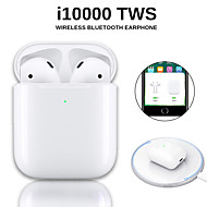 cheap -Original i10000 TWS Wireless Earbuds Wireless QI Charge Inear Check Automatic Ear Detection Play and Pause Pop-up Window with IOS Bluetooth 5.0 Earphone Touch Control Portable Sport Headset