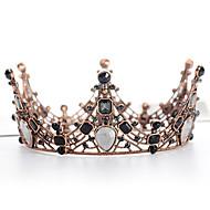 التيجان تاج حفلة تنكرية رويال ستايل Halloween سبيكة من أجل Aurora تأثيري Halloween مهرجان نسائي مجوهرات مجوهرات الأزياء