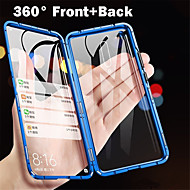 Magnetic Metal Double Side Tempered Glass Phone Case for OnePlus 7 OnePlus 7 Pro OnePlus 6T