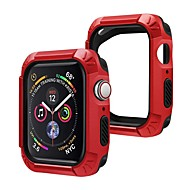 fodral för apple watch series 5 / apple watch series 4 tpu / plastic compatibility apple