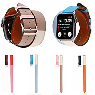 Watch Band for Apple Watch Series 5/4/3/2/1 Apple Sport Band Genuine Leather Wrist Strap