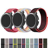cheap -Nylon Watch Band Wrist Strap For Garmin Vivoactive 4 / Venu / Vivoactive 3 / Forerunner 645 / 245M / 245 / Vivomove HR Replaceable Bracelet Wristband