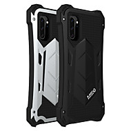 cheap -Case For Samsung Galaxy Galaxy S10 / Galaxy S10 Plus / Galaxy S10 5G Shockproof / Dustproof / Water Resistant Back Cover Armor Silica Gel / Aluminium