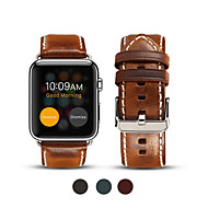 Watch Band varten Apple Watch Series 4 / Apple Watch Series 4/3/2/1 / Apple Watch Series 3 Apple Business Band Aito nahka Rannehihna